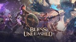 Начался закрытый бета-тест игры Bless Unleashed