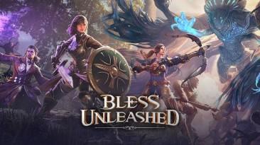 Следующее ЗБТ Bless Unleashed начнётся в январе 2021 года