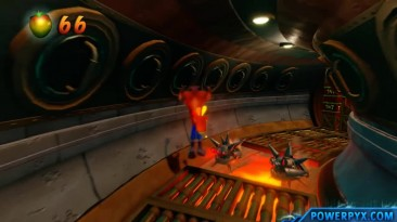 Crash Bandicoot 2 Cortex Strikes Back - Получение трофея Hang in There, Maybe.