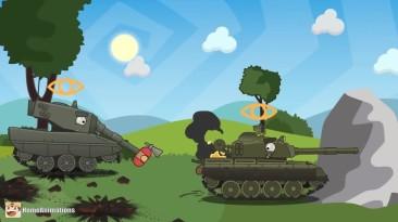 Танкомульт Armored Warfare : 13 Командная работа HomeAnimations