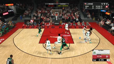 Прощаемся с NBA 2K19