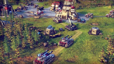PC-версия Battle Worlds: Kronos выйдет 4 ноября