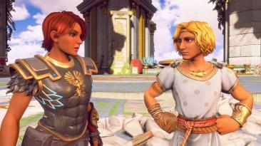 Immortals Fenyx Rising в PS Store получила самую большую скидку со дня релиза