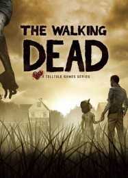 Обложка игры The Walking Dead: The Game
