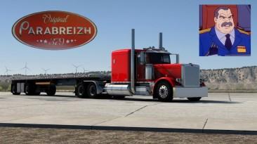 """American Truck Simulator """"Мега-пак двигателей и звуков для грузовиков v3.7 (1.41.x)"""""""