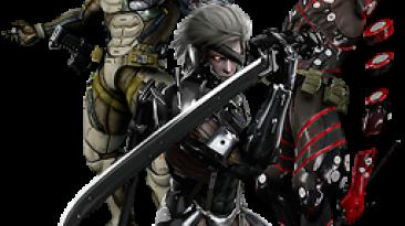 "Metal Gear Rising: Revengeance ""Icons"""