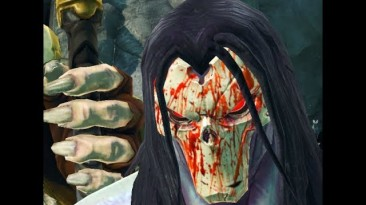 """Darksiders 2 """"Blood Mask ( кровавая маска смерти )"""""""