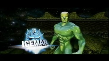 Marvel: Ultimate Alliance Character - Iceman