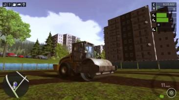 """Construction Simulator 15 """"Новенькая Сабина _ ч53 """""""