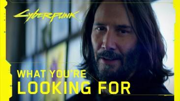 """""""То, что вы ищите"""" - CD Project Red представила новую рекламу Cyberpunk 2077"""