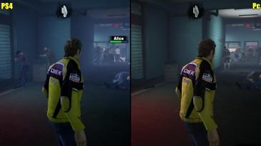 Dead Rising 2 Remaster Сравнение графики PS4 Vs PC