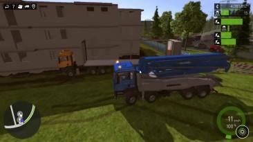 """Construction Simulator 2015 """"Квартиры_ячейки _ ч38"""""""