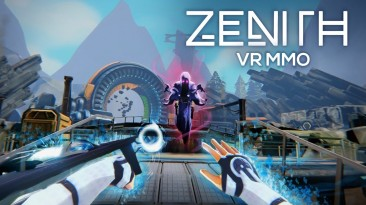 VR MMO Zenith в стиле JRPG появится на PlayStation VR