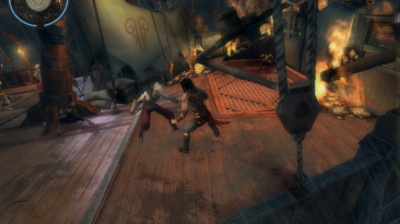 "Prince of Persia: Warrior Within ""Разблокировка скрытого уровня сложности Impossible [1.0.0.188 ENG] {DedGameOver}"""
