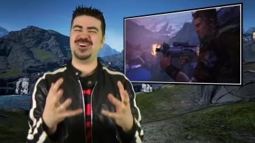 Borderlands 2 - обзор от Angry Joe [Русская озвучка]