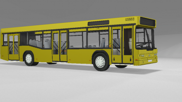 "BeamNG.drive ""Автобус MAZ-103"""