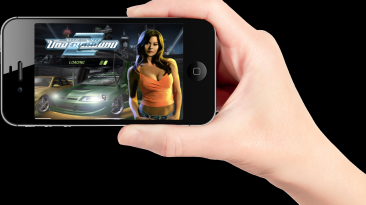 NFS: Underground 2 скоро выйдет на смартфоны?