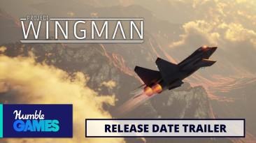 Project Wingman, аркадная авиа игра, вдохновленная Ace Combat, выйдет 1 декабря