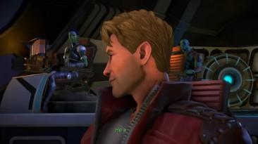 СТРАЖИ ГАЛАКТИКИ - Guardians of the Galaxy: The Telltale Series (EP.2)
