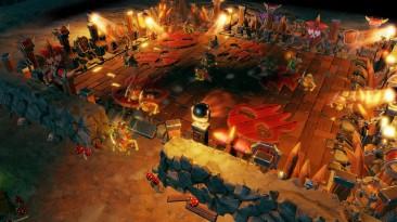 Первый геймплейный трейлер Dungeons 3
