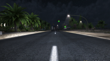Test Drive Unlimited 2: Чит-Мод (No traffic / Отключение Трафика)