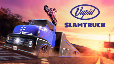 Vapid Slamtruck теперь доступен в GTA Online