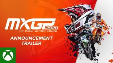 Состоялся релиз игры MXGP 2020