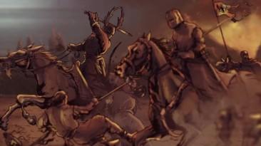 Германская конница против Копейщиков! - Ancestors Legacy