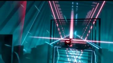 Геймплейный трейлер Beat Saber Origins
