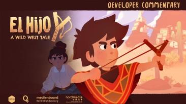 Свежий геймплей El Hijo: A Wild West Tale c комментариями разработчиков