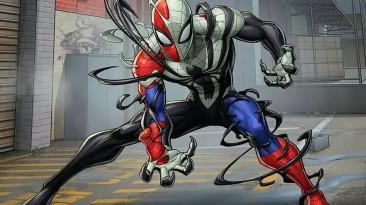 """Spider-Man: Web of Shadows """"Максимум Веном 2020 Красный/Синтетический"""""""