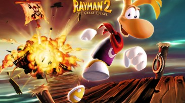 """Rayman 2: The Great Escape """"Wallpaper (Обои)"""""""