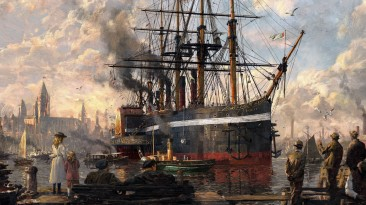Поиск затонувших сокровищ в новом дополнении Anno 1800 начнется 30 июля