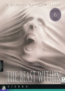 Beast Within: A Gabriel Knight Mystery