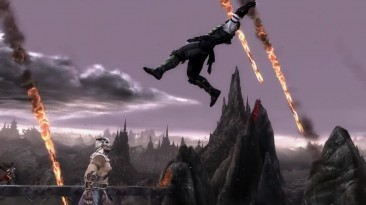 Mortal Kombat 9 - фаталити всех этапов на зелёном костюме скорпиона модификация