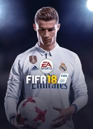 Обложка игры FIFA 18
