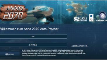 "Anno 2070 ""AutoPatcher"""