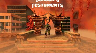 Когда железки подорожали: Doom Eternal на движке первой части Quake для обладателей слабого железа!