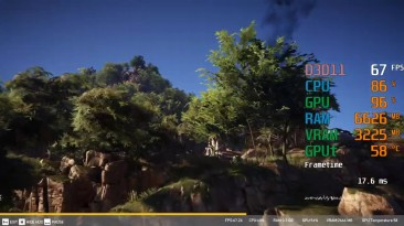 Тестирование GeForce GTX 1660 и Intel Core i7-4770K в Tom Clancy's Ghost Recon Wildlands FPS Test