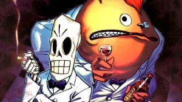 Живая мертвечина: 20 лет Grim Fandango