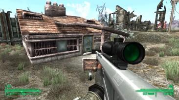 """Fallout 3 """"Небольшой набор снайперок."""""""