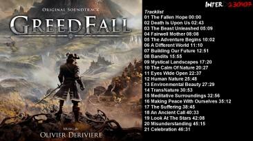 "GreedFall ""Original Soundtrack"""