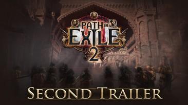 Второй трейлер Path of Exile 2