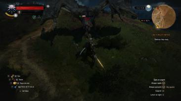 """Witcher 3 """"Случайные стычки с врагами"""""""
