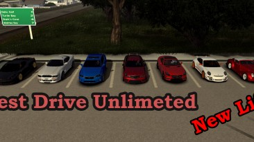 Test Drive Unlimited New Life (OnLine)