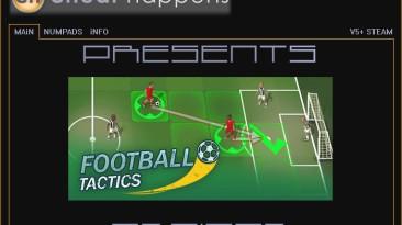Football Tactics: Трейнер/Trainer (+2) [5+: Steam] {elDDS}
