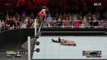 """WWE 2K16 """"Ортон Против Майлза Iron Man Online"""""""