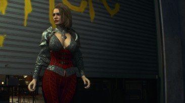 "Resident Evil 3 ""Джилл Воин-вампир (обновлено)"""