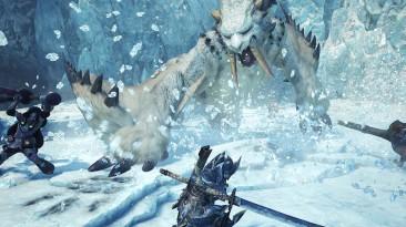 Capcom отложила выпуск четвертого бесплатного обновления для Monster Hunter World: Iceborne