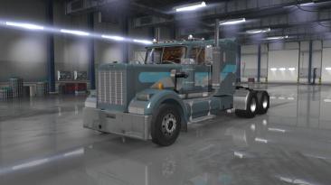 """American Truck Simulator """"Классический Американский Грузовик Autocar AT v1.1 ATS 1.37.x"""""""